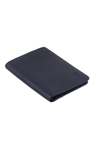 C02 Men Navy Wallet