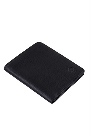 C02 Men Black Wallet