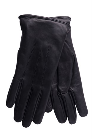 Stitched Womens Leather Gloves