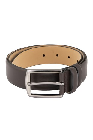 Classic Belt in Brown